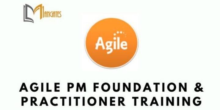AgilePM Foundation & Practitioner Training in