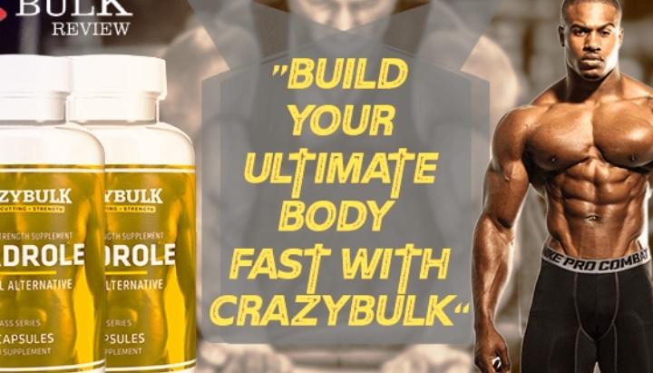 Crazy Bulk - Get Unbelievable Muscle Strength