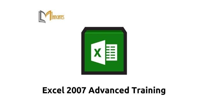 Excel 2007 Advanced Training in London Ontari