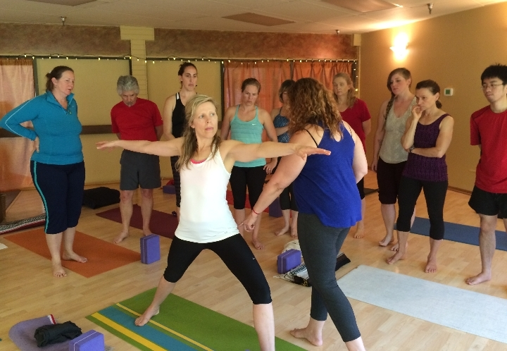 HeartSong Yoga and Wellness 200 HR Yoga Teach