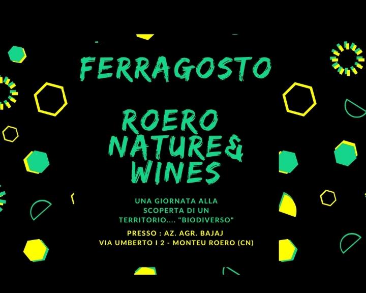 FERRAGOSTO 2018 - Roero Nature & Wines