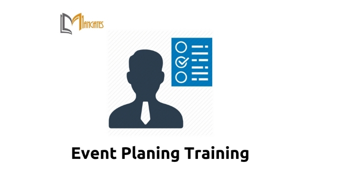 Event Planning Training in Mississauga on Sep