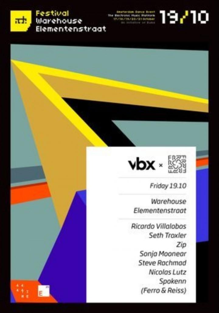 VBX x FRRC ADE with Ricardo Villalobos, Seth Troxler, Zip and more