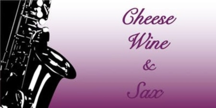 Wine, Cheese and Sax