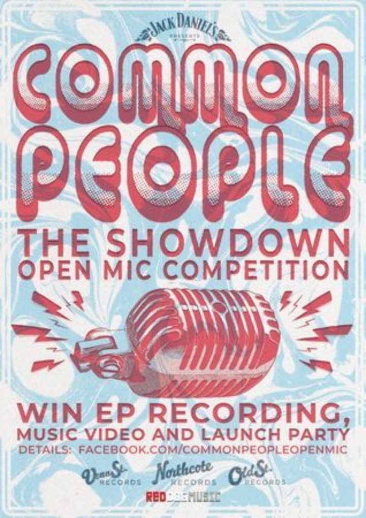 Common People: The Showdown (Open Mic Competition) - APPLICATIONS