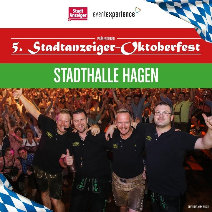 5. Stadtanzeiger – Oktoberfest – das Original
