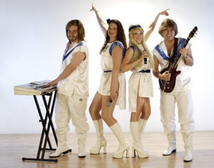 ABBA Illusion @ Grosvenor Casinos Reading South