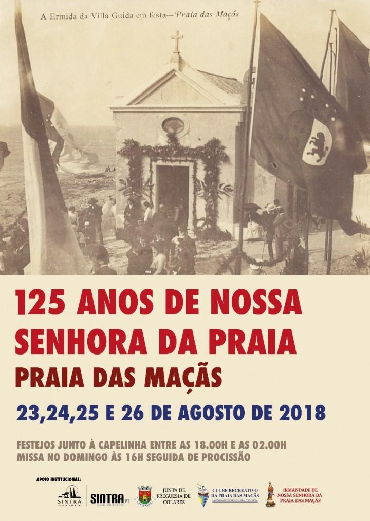 Festa em Honra de Nossa Senhora da Praia