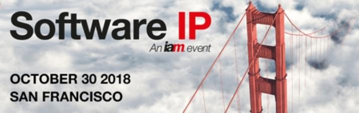 Software IP - October 30, San Francisco