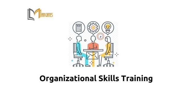 Organizational Skills Training in London Ontario on Dec 12th 2018