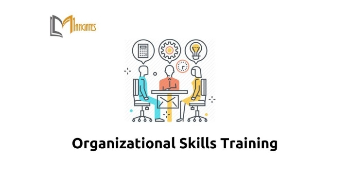 Organizational Skills Training in Mississauga on Oct 10th 2018