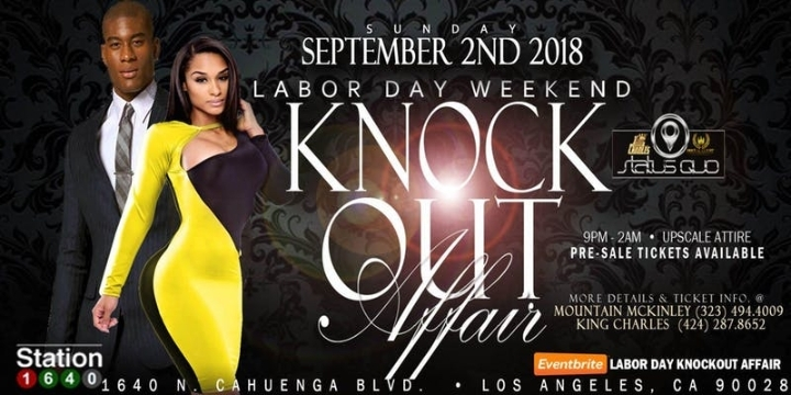 Labor Day Knockout Affair