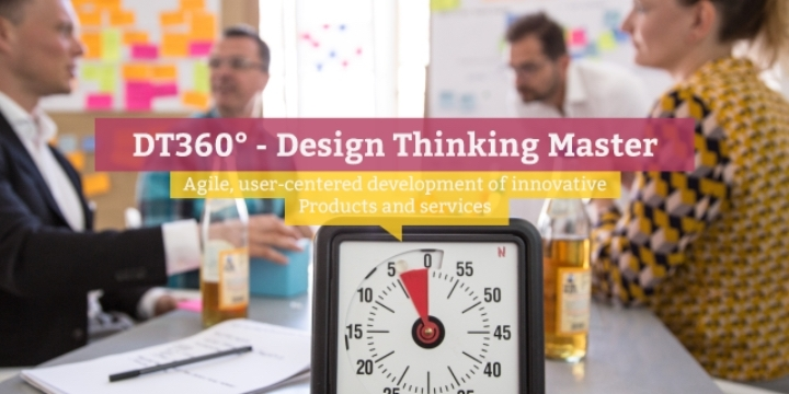 DT360° - Certified Design Thinking Master (en