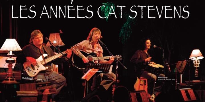 Les Années Cat Stevens - spectacle hommage