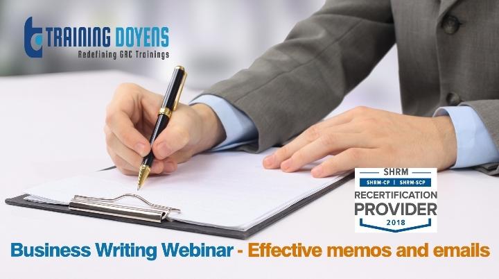 Business Writing Webinar - Effective memos an