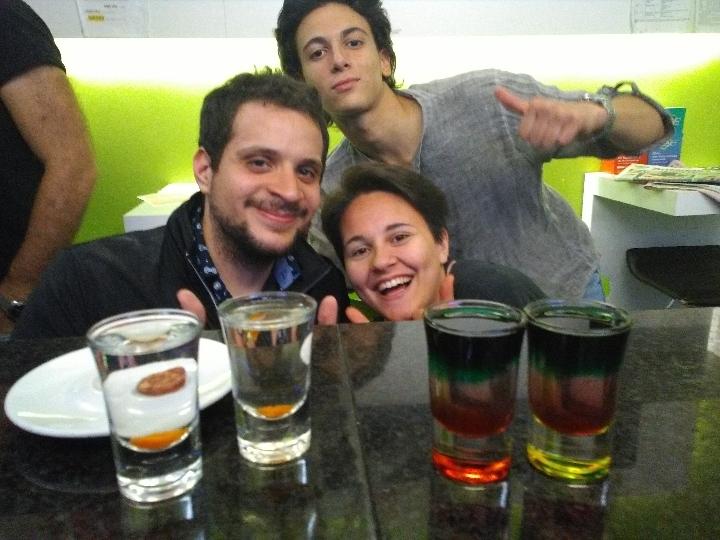 #mercoledì #chupito #ferrara #cocktail #vino