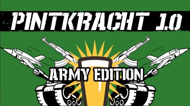 Pintkracht 10 ARMY Edition