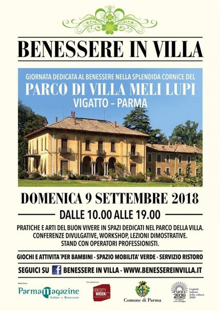 Benessere in Villa