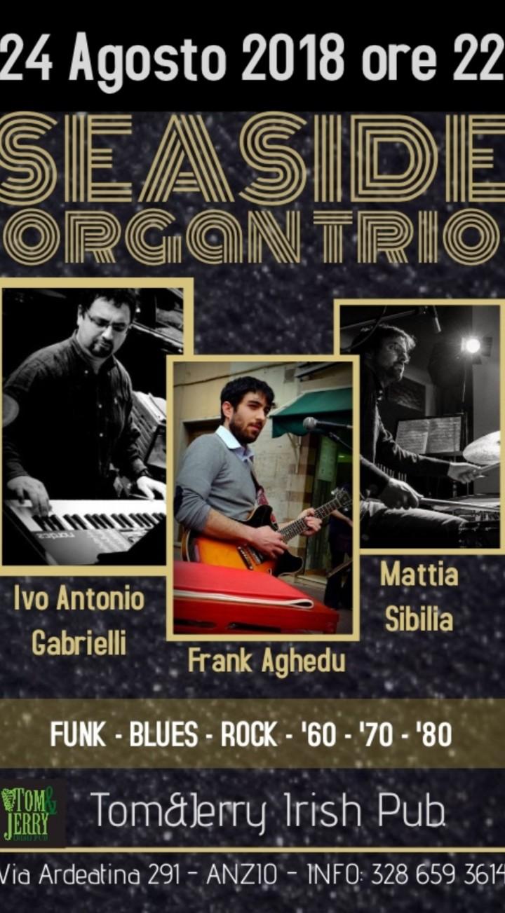 SeaSide Organ Trio live @ Tom&Jerry Irish Pub