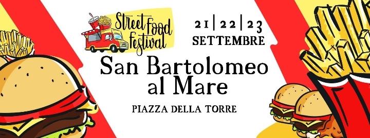 Street Food Festival a San Bartolomeo al Mare