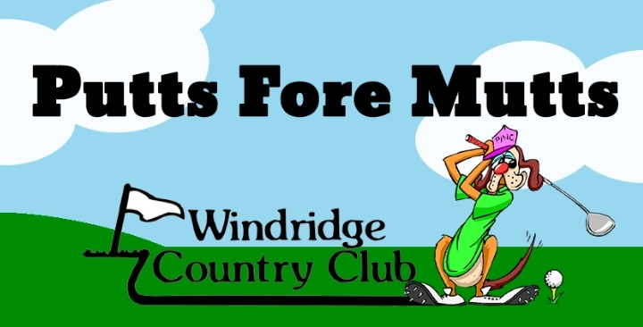 Putts For Mutts Charity Golf Scramble - 22 SEP 2018 on