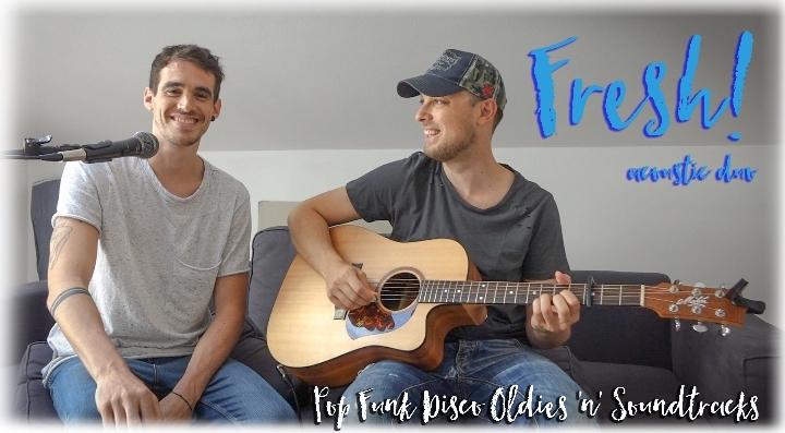 Fresh! Acoustic Duo ♫ Live al Black Line