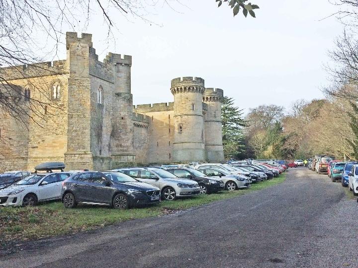 Brancepeth Castle Christmas Craft Fair 2018