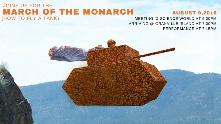 March of the Monarch - Performance by David K