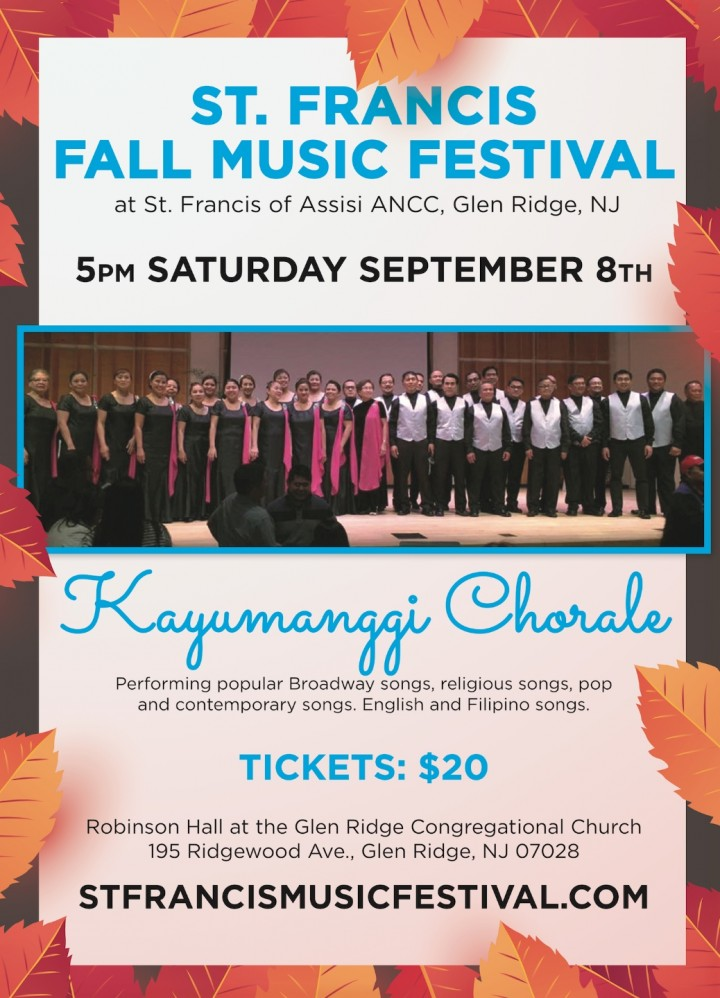 St. Francis Fall Music Festival