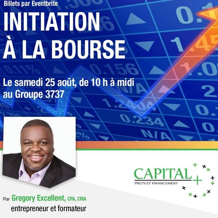 Initiation à la bourse