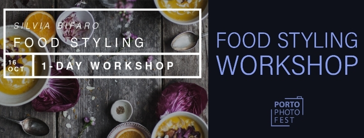 Silvia Bifaro Workshop: Food Styling
