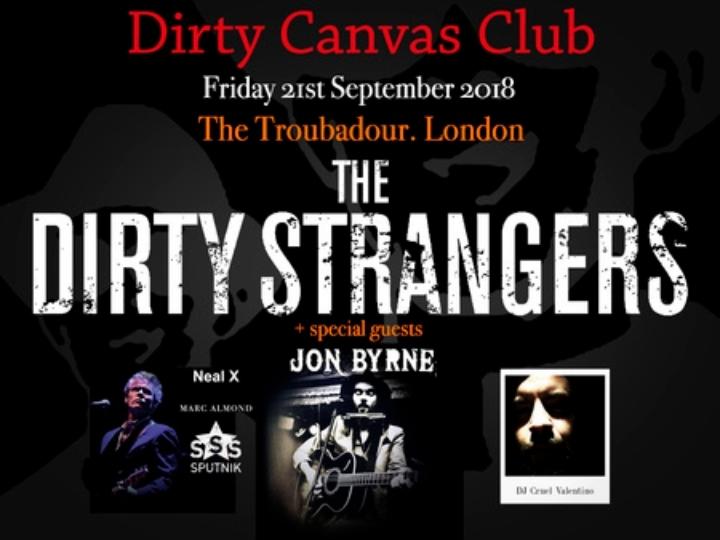 Dirty Canvas Club