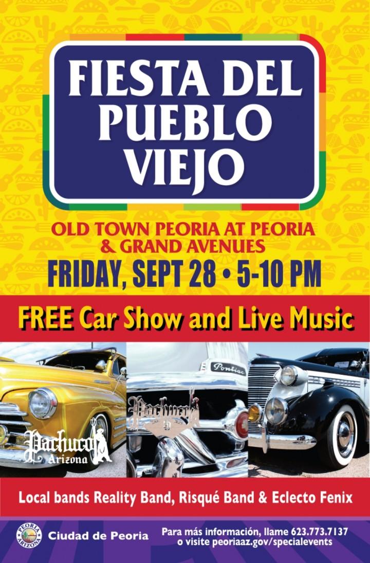 Fiesta Del Pueblo Viejo SEP - Pueblo car show