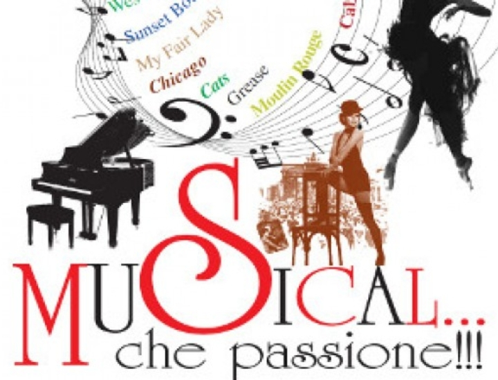 MUSICAL .. CHE PASSIONE