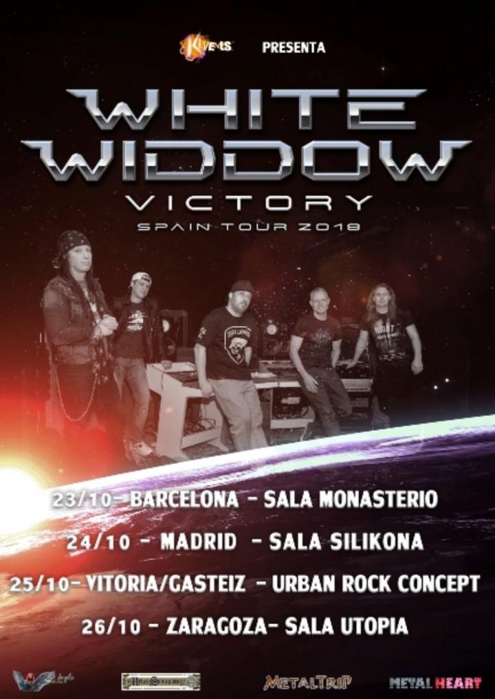 White Widdow en Barcelona