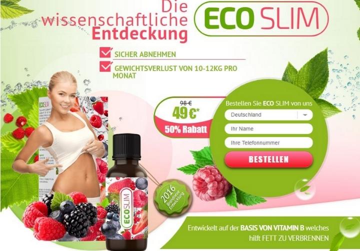 eco slim deutschland kaufen