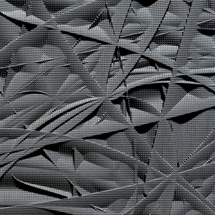 -Non ho tempo - Sculture algoritmiche in legn
