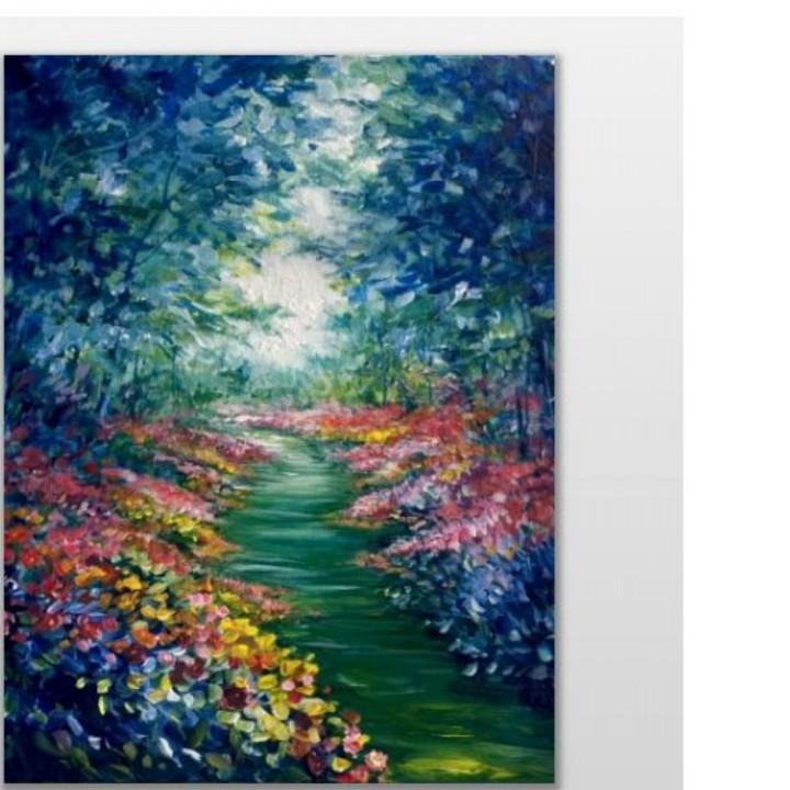 Paint Nite - Garden of Colors