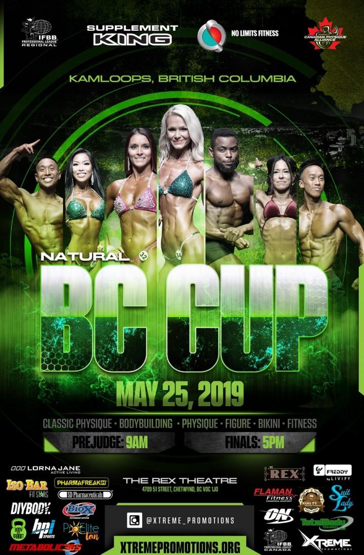 2019 BC CUP NATURAL CHAMPIONSHIPS