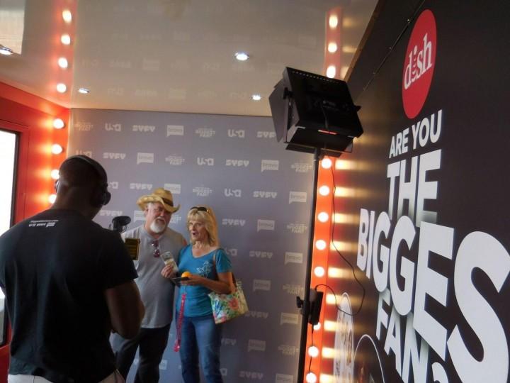 Arizona State Fair hosts The Biggest Fan Tour