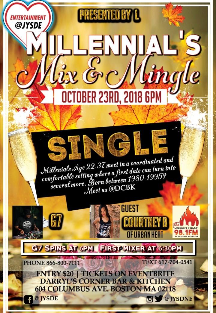 single mixers boston