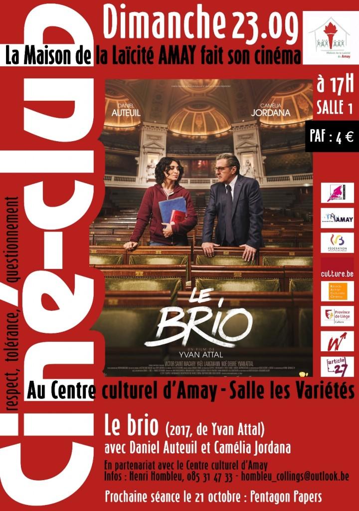 """""""Le brio"""" d'Yvan Attal"""