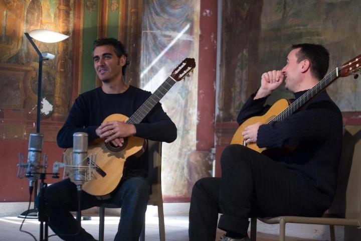 Duo chitarristico Cristiano Poli Cappelli e Andrea Pace