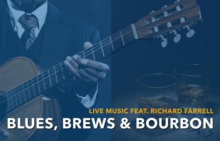 Blues, Brews & Bourbon