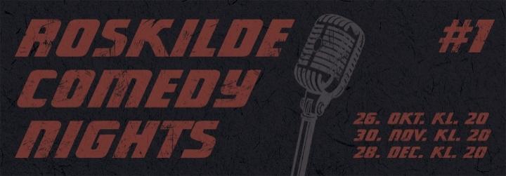 Roskilde Comedy Nights #1