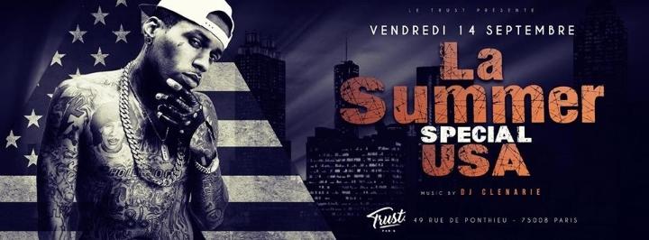 La Summer Special USA At Trust