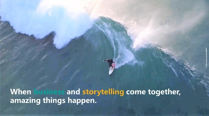 Harness the Most Unfair Competitive Advantage in the Global Marketplace Today: Business Storytelling