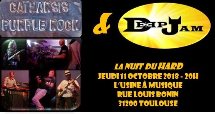 La Nuit du Hard (rock… What did you expect?)