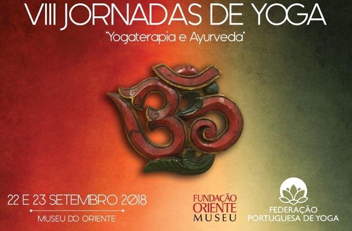 Jornadas de Yoga  - FPY - Museu do Oriente - Lisboa