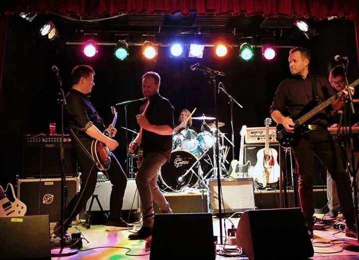Øs Pøs Party m/  TURBO REMASTERED fra 80-tallet med 80´s Rock + OTTAWA TANKS fra 70-tallet med 70´s Rock!